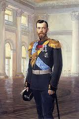 Le Tsar de Russie Nicolas II
