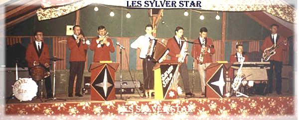 L'orchestre Les Sylver Star