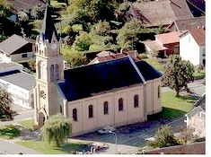 L'Eglise de Montreux-Vieux
