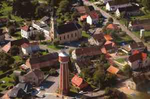 La village de Montreux-Vieux