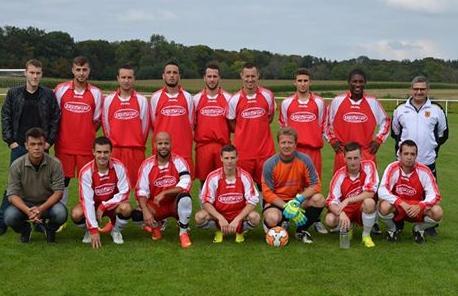 Une autre équipe de foot de Montreux-Vieux