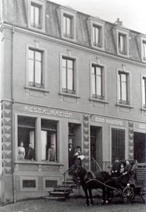 nouvelle boucherie restairant Braunstedter