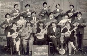 L'estudiantina mandolines club de Montreux-Vieux