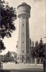 L'inauguration du château d'eau de Montreux-Vieux