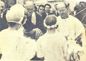 L'Abbé Ledy est né à Montreux-Vieux