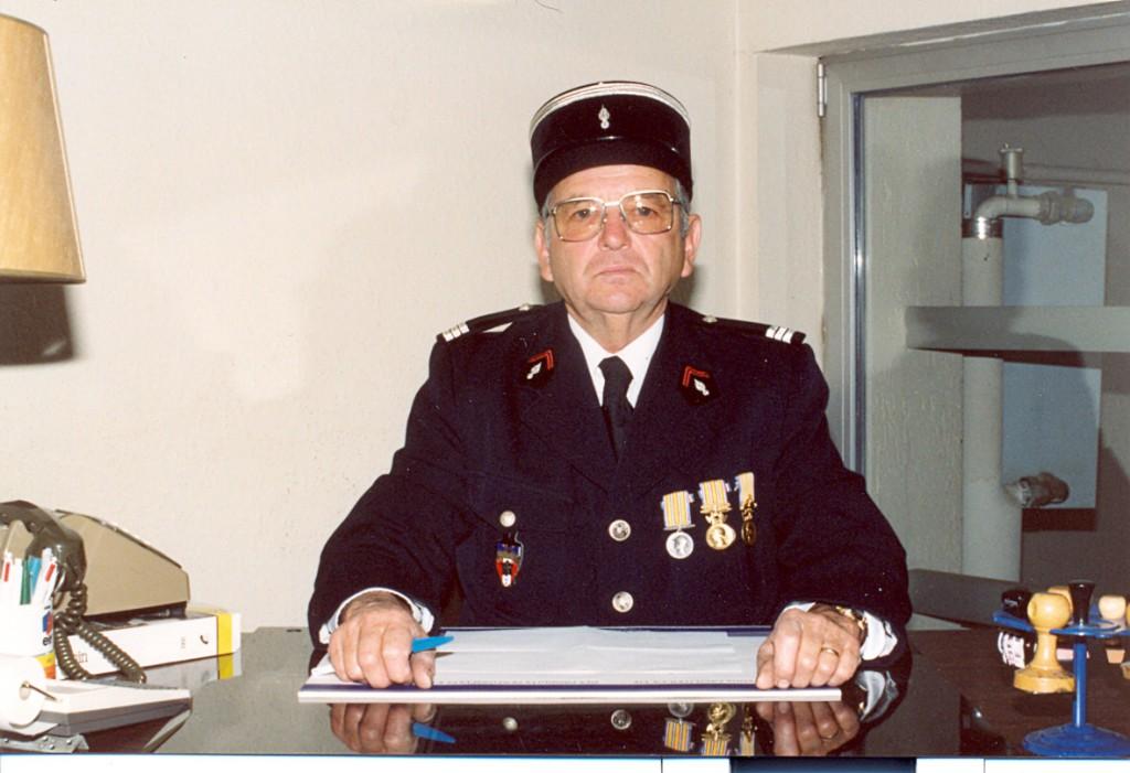 Le Capitaine Joseph Rein