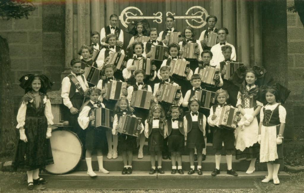 Cub acordéons enfant Montreux-Vieux