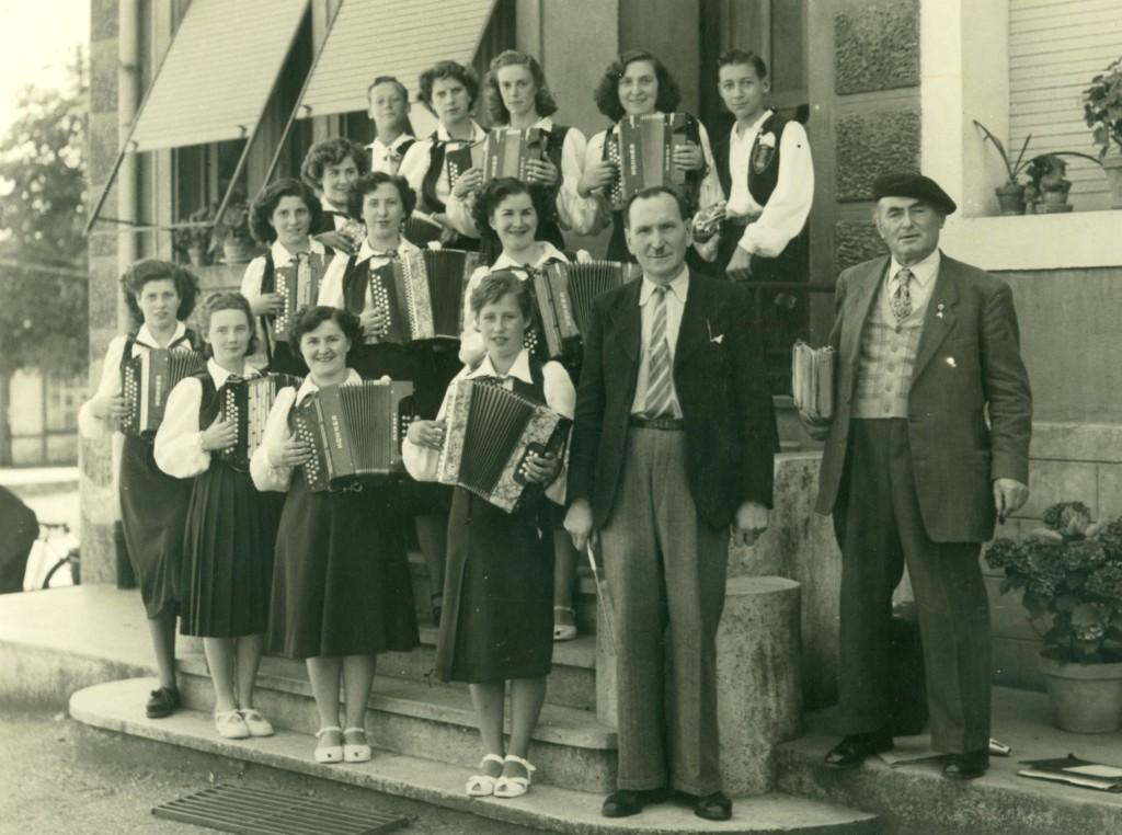 Cub acordéons Montreux-Vieux