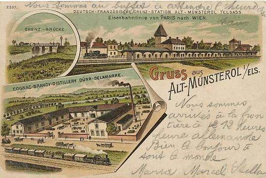 Buffet de la Gare Montreux-Vieux