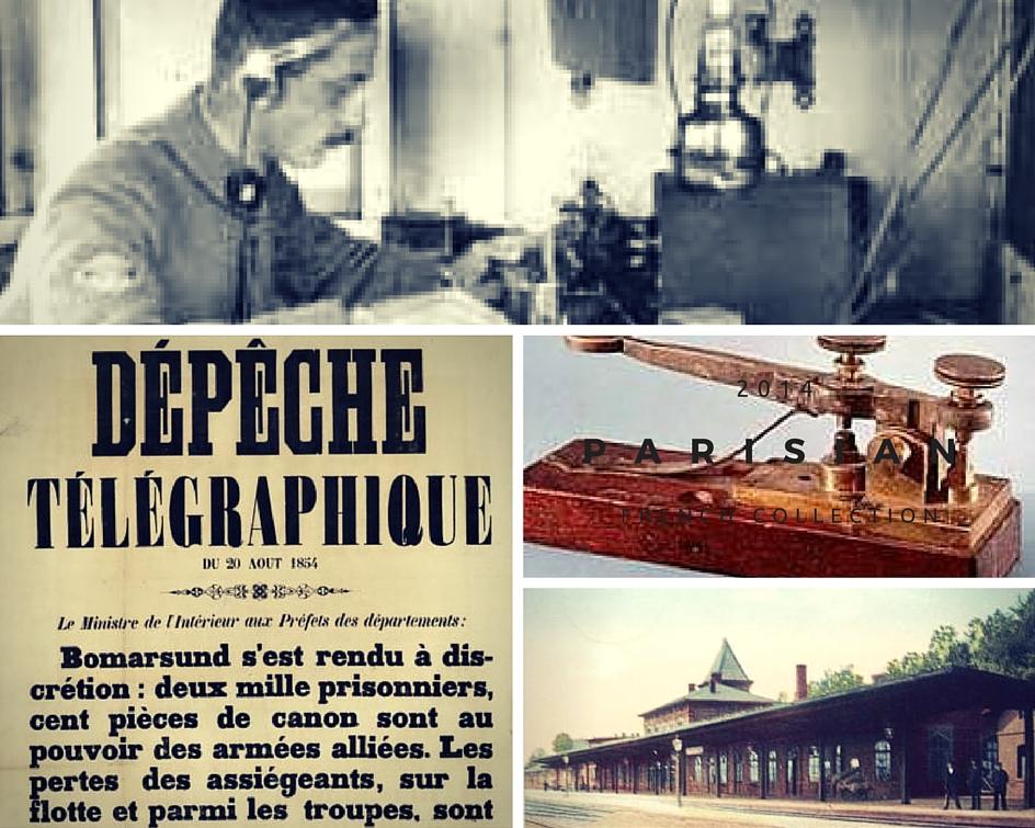 Le téléphone internaioale dès 1900
