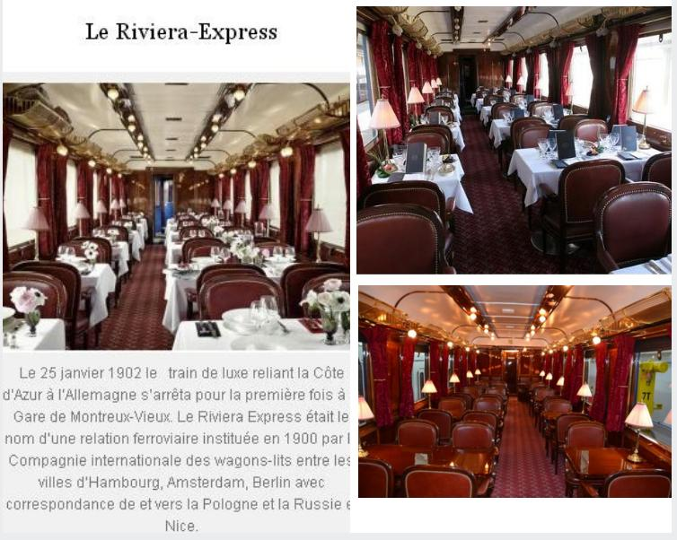 Le Riviera Express