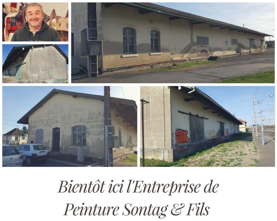 Bientôt à Montreux-Vieux l'Entreprise Sontag & Fils